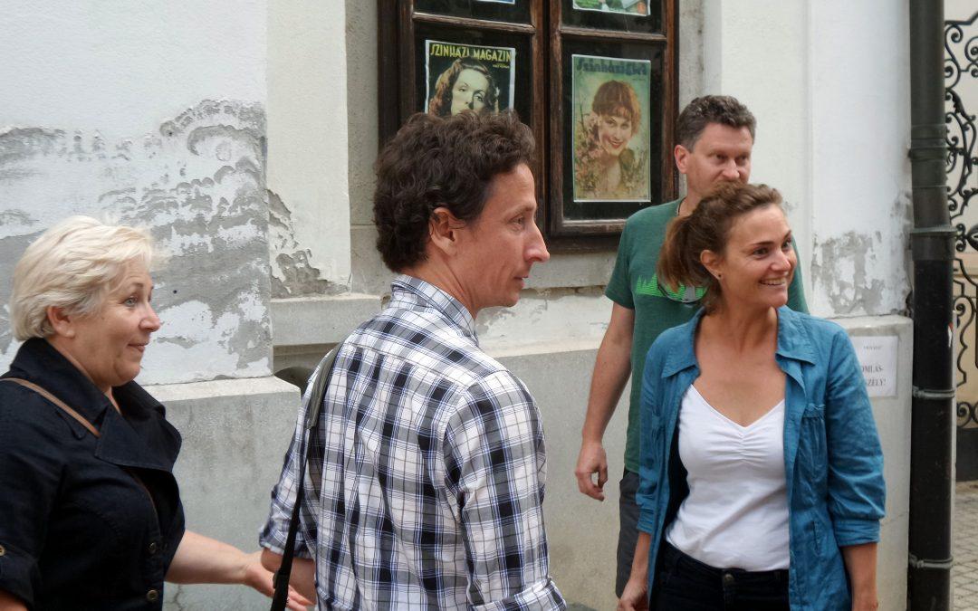 """""""Családfakutatás"""" a Minap újság hasábjain"""