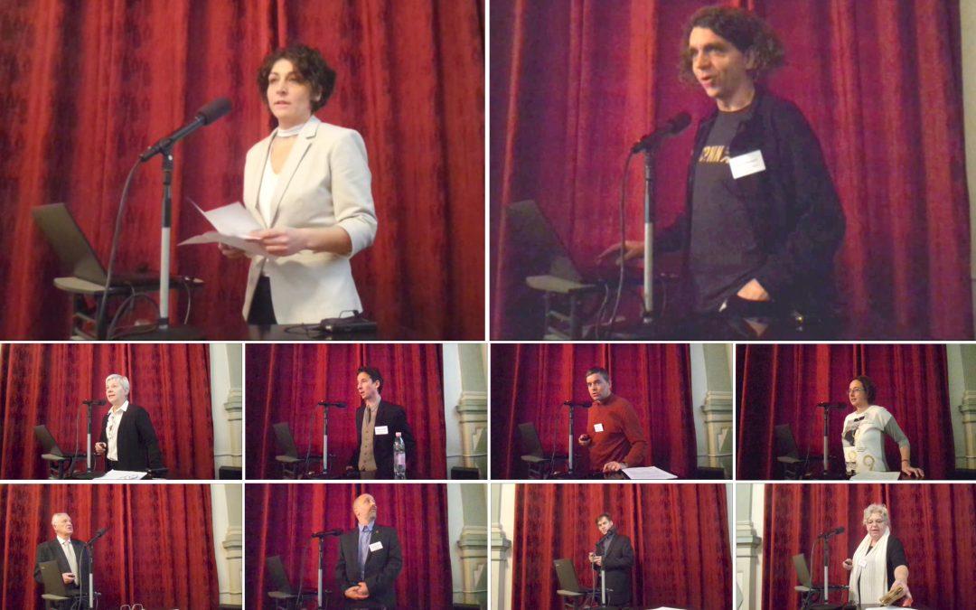 Konferencia-videók 1: projekt és Conin