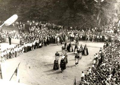 A Rozsnyó város 700-ik évfordulója, 9.9.1973