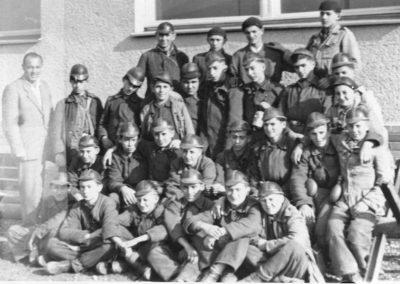 A Rozsnyói Bányaiskola diákjai, 1952