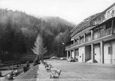 Gulyapallag - a Rozsnyó bánya üzem üdülője