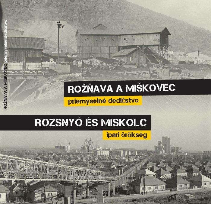 Projektzáró kiadvány Rozsnyón: szlovákul, magyarul